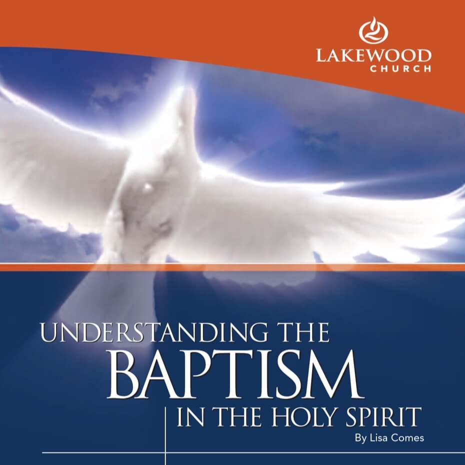 Cover of Understanding Baptism in the Holy Spirit by Lisa Comes