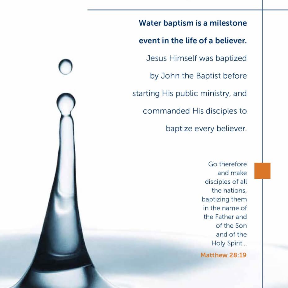 Excerpt from Water Baptism download