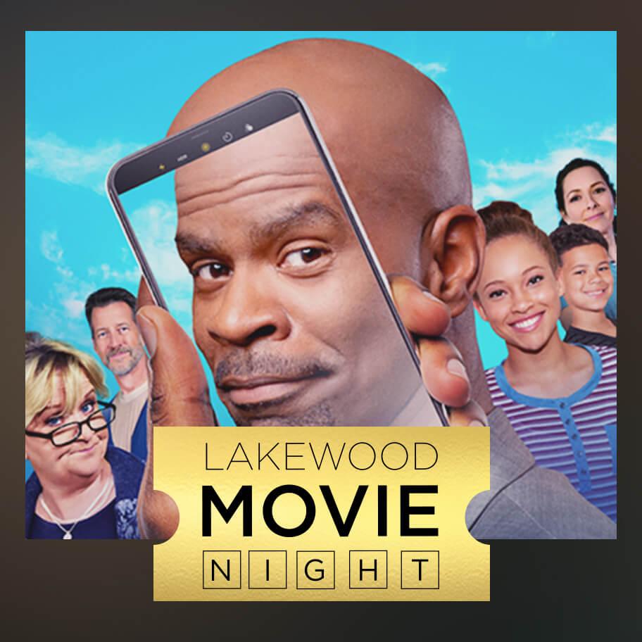 Lakewood Movie Night: Selfie Dad
