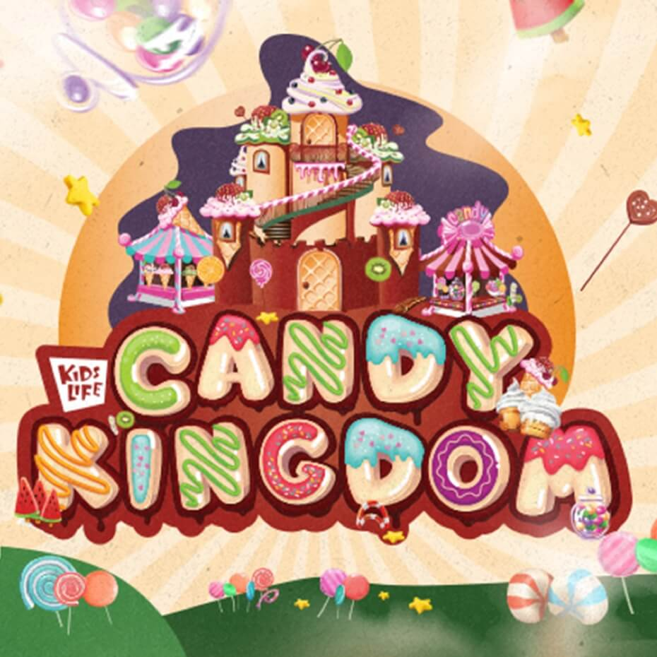 Lakewood Church | Kidslife | Candy Kingdom 2021