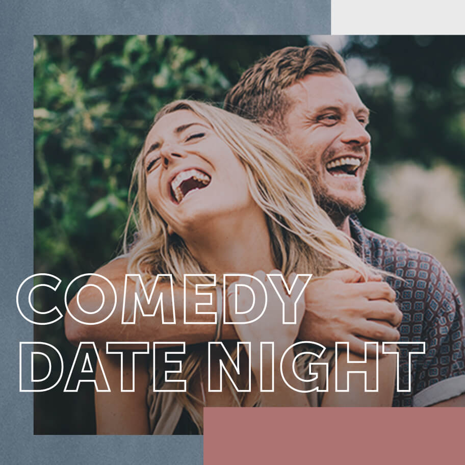 Comedy Date Night April 2020