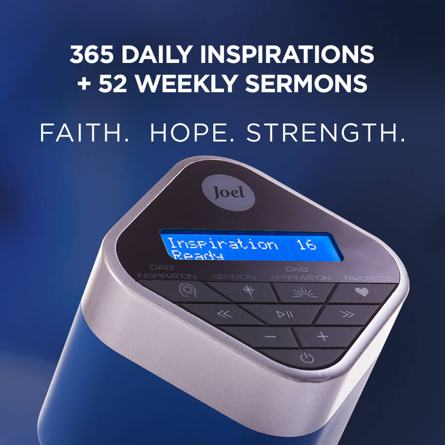 The Inspiration Cube | 365 Daily Inspirations + 52 Weekly Sermons
