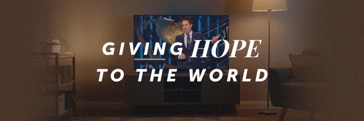 Giving Hope to the World