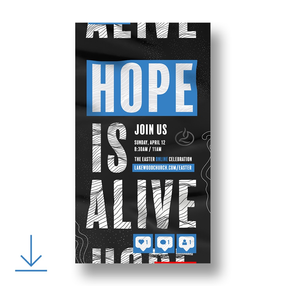 Hope is Alive - Share Hope