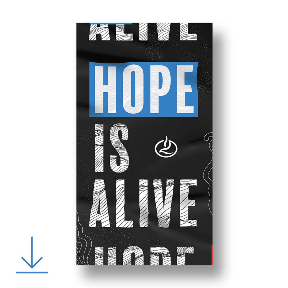 hope is alive