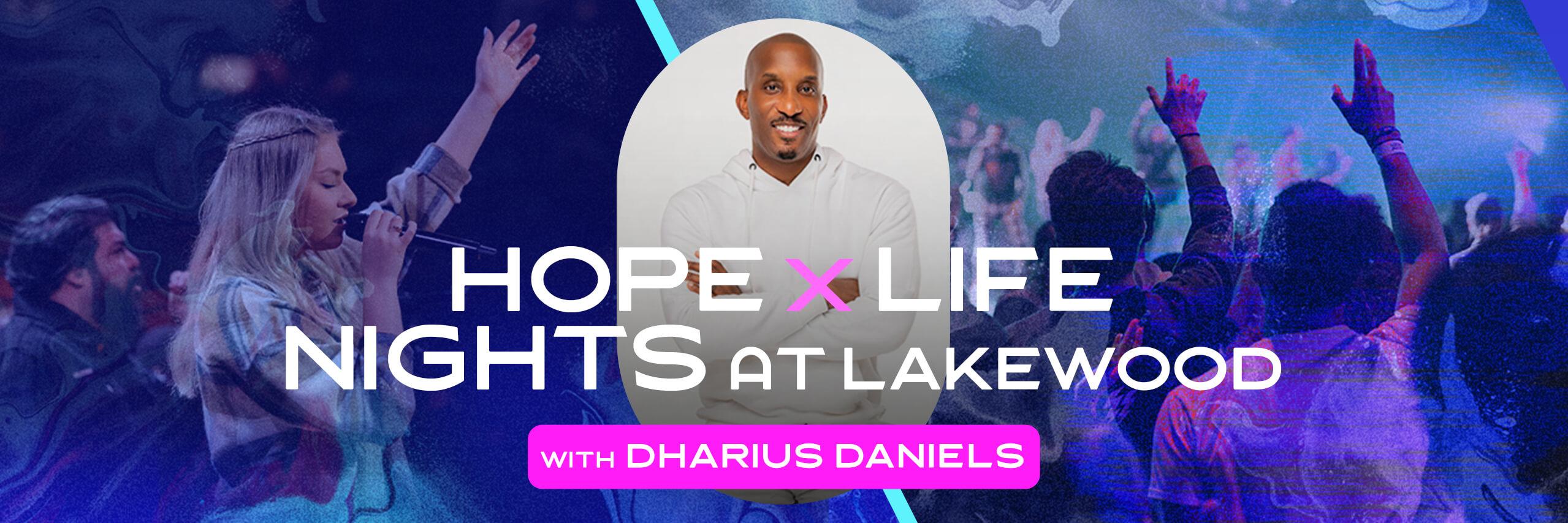 Hope X Life Nights