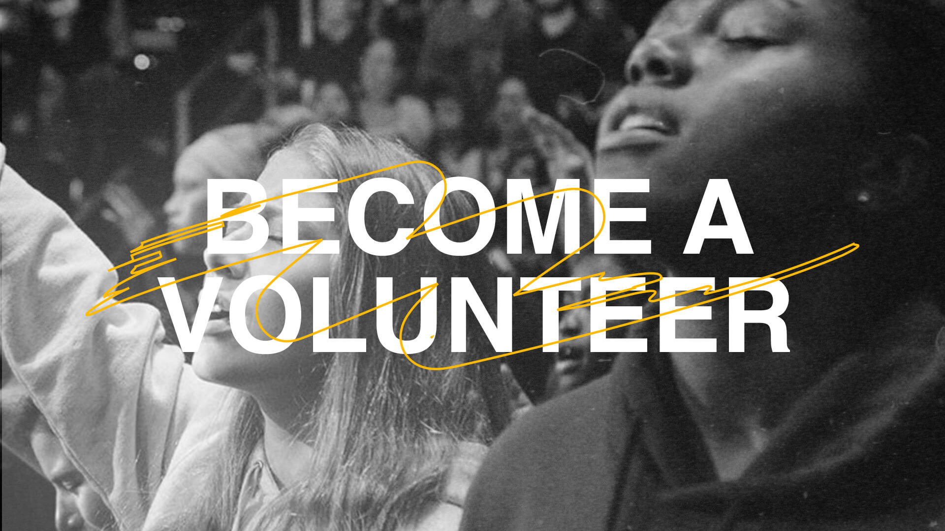 Become a Volunteer for the Next Gen Ministry