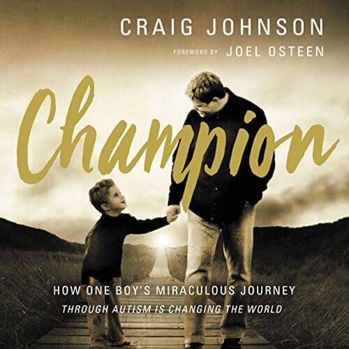 Champion Book by Craig Johnson
