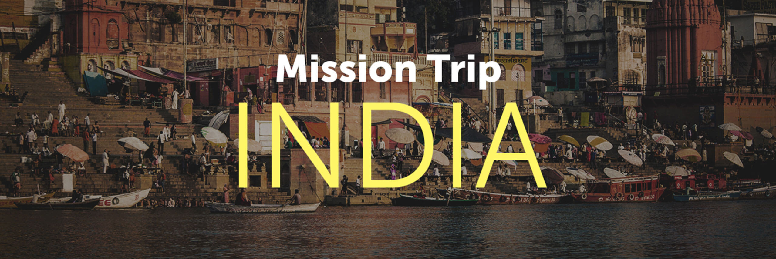 India Mission Trip