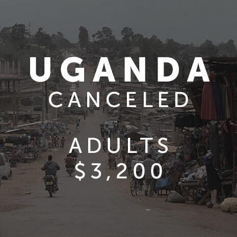 Uganda Canceled