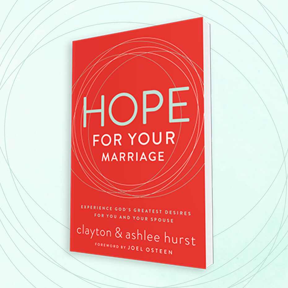 Hope for Your Marriage Book