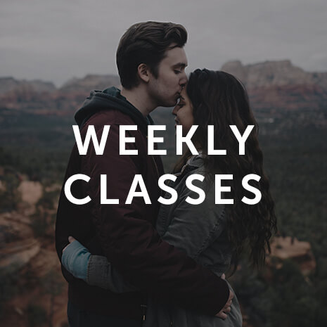 Weekly Marriage Classes