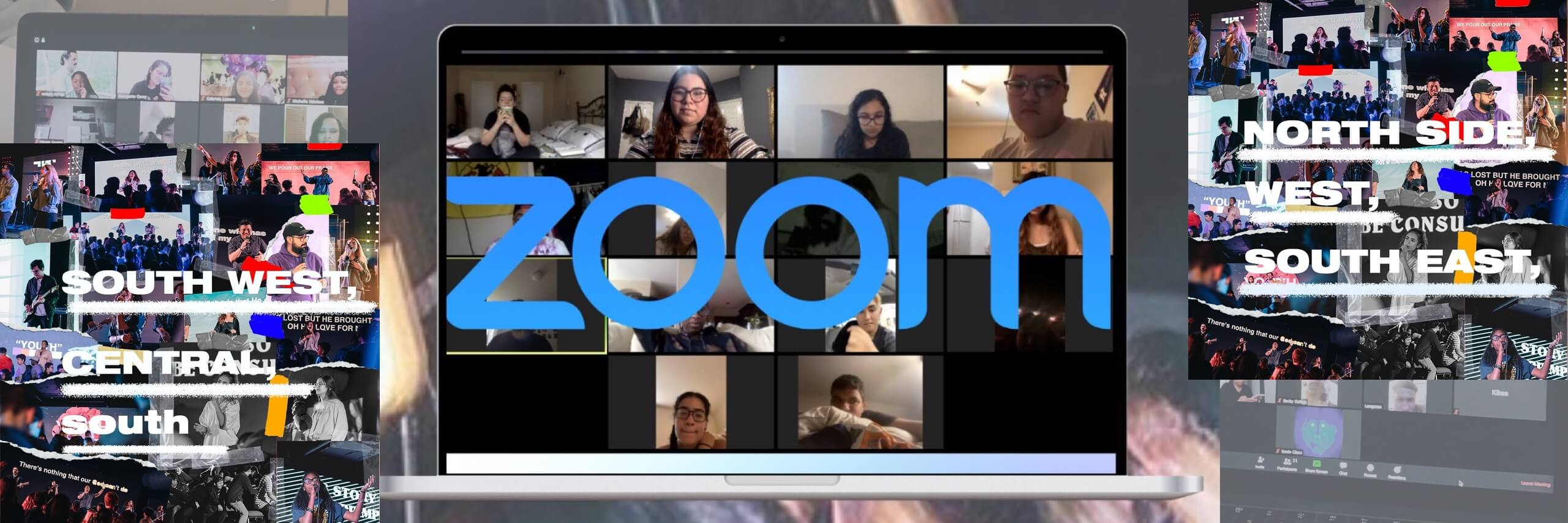 Lakewood Church Youth Zoom life groups