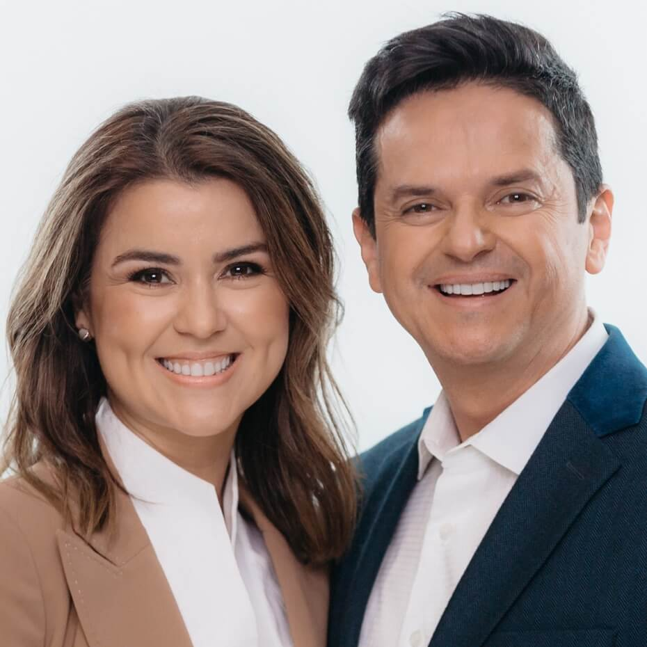 Spanish Pastors Danilo and Gloriana Montero